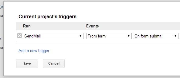 Tạo, tùy biến form Contact-us với Google Form
