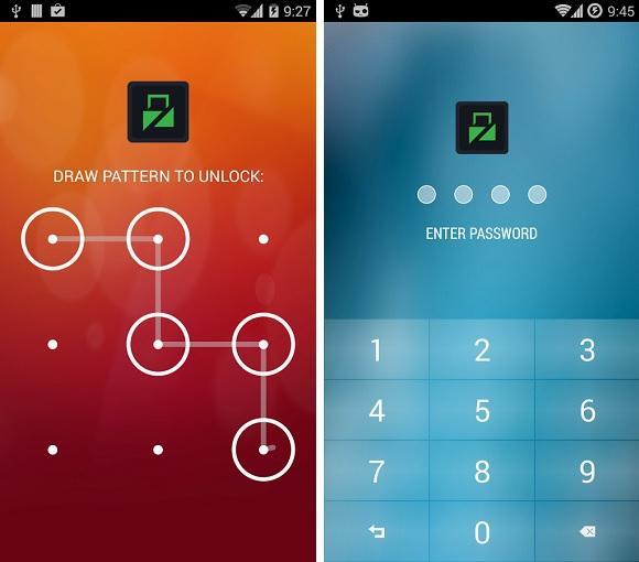 Khóa ứng dụng trên điện thoại với Lockdown Pro
