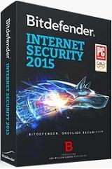 Key bản quyền Bitdefender Internet Security 2015 miễn phí 6 tháng