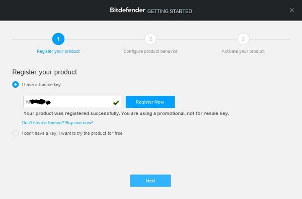 BitDefender Internet Security 2015 - Nhận key bản quyền 6 tháng miễn phí