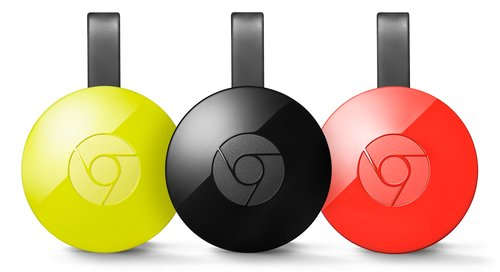 New Google Chromecast 2015