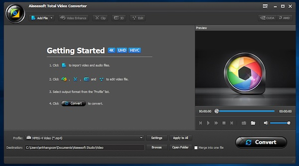 Aiseesoft Total video converter full download
