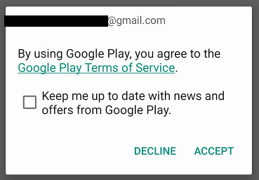 How to change Google PlayStore Country ?