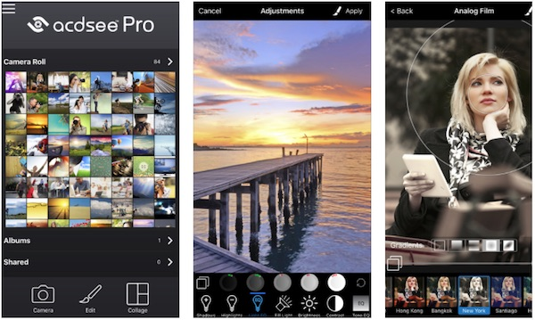 ACDSee Pro for iPhone/iPad for free !